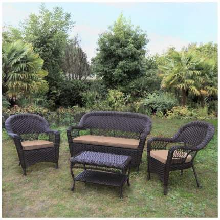 Комплект мебели Afina Garden LV130 Brown/Beige
