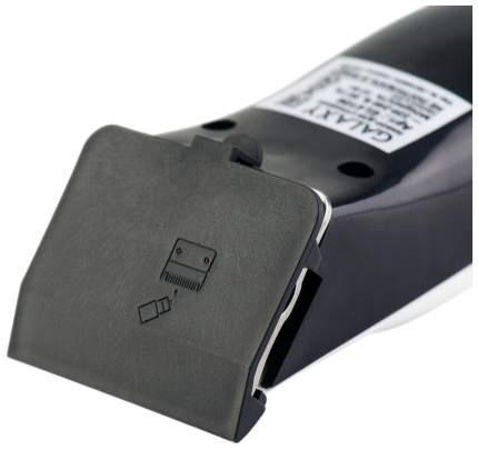 Машинка для стрижки волос GALAXY GL4106 White/ Black