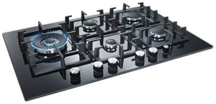 Встраиваемая варочная панель газовая Bosch PPS816M91E Black