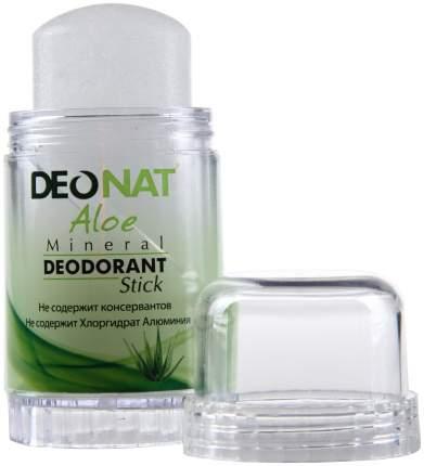 Дезодорант DeoNat С экстрактом алоэ 80 г
