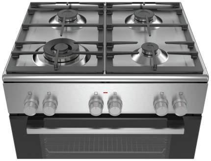 Комбинированная плита Bosch HXA090I50R Silver