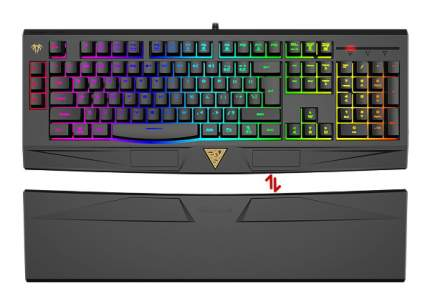 Комплект клавиатура и мышь Gamdias GKC6011