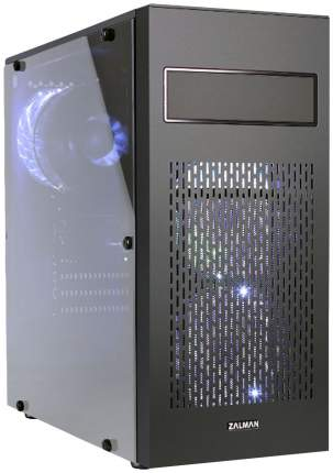 Компьютерный корпус Zalman N2 без БП black