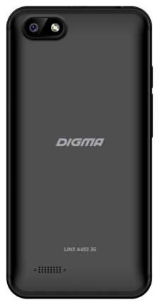 Смартфон Digma Linx A453 3G 8Gb Black