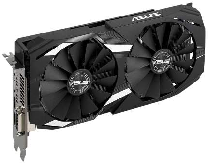 Видеокарта ASUS Dual AMD Radeon RX 580 (DUAL-RX580-O8G)
