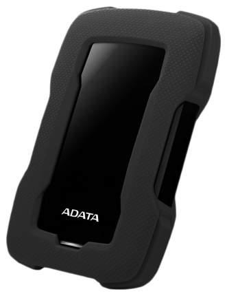 Внешний диск HDD ADATA DashDrive Durable 2TB Black (AHD330-2TU31-CBK)