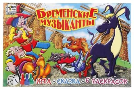 Семейная игра ИгриКо Бременские музыканты 0526