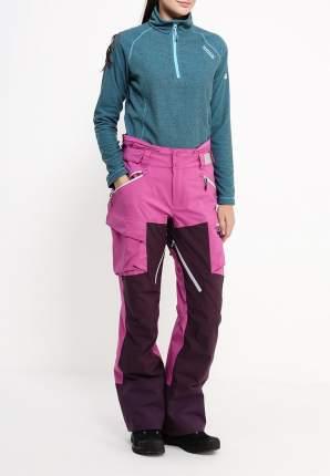 Спортивные брюки Bergans Hafslo Insulated, orange/dark maroon, L INT