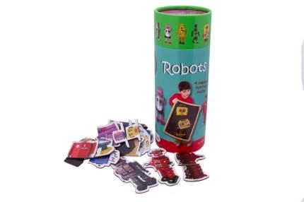 Магнитная игра The Purple Cow Роботы