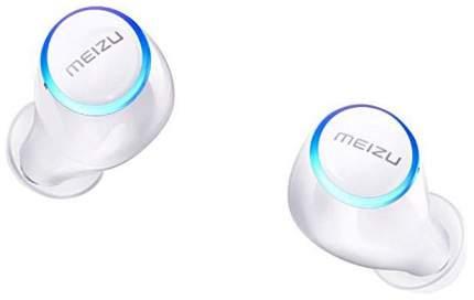 Беспроводные наушники Meizu Pop White