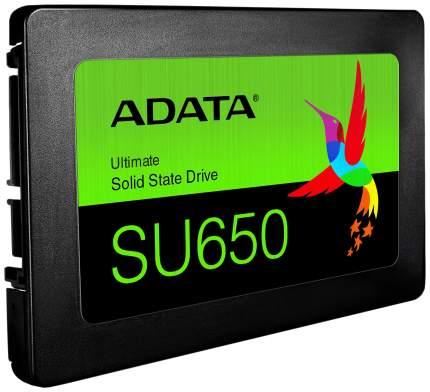 Внутренний SSD накопитель ADATA Ultimate SU650 240GB (ASU650SS-240GT-R)