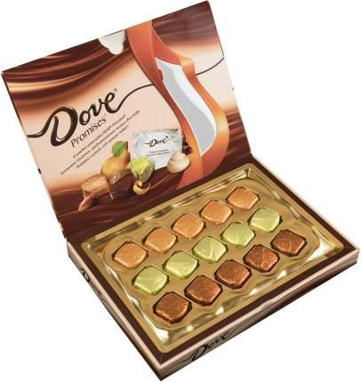 Набор конфет Dove promises десертное ассорти 118 г