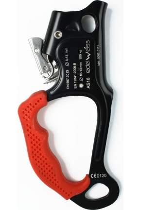 Зажим Edelweiss Handle Ascender AS16 красный/черный