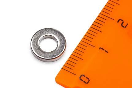 Неодимовый магнит Forceberg кольцо 10х5х2мм, 20шт