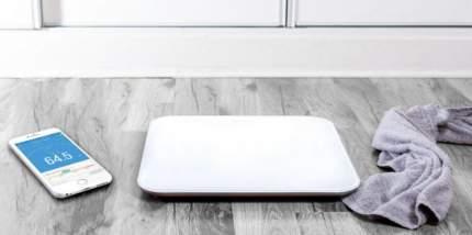 Умные весы iHealth Lina HS2 White