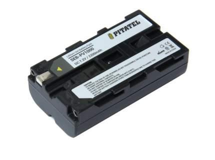 """Аккумулятор Pitatel """"SEB-PV1000"""", для Sony CCD-RV/SC/TR/TRV/CRX/CVX-V/D-V/DCM-M/DCR-SC/TR"""