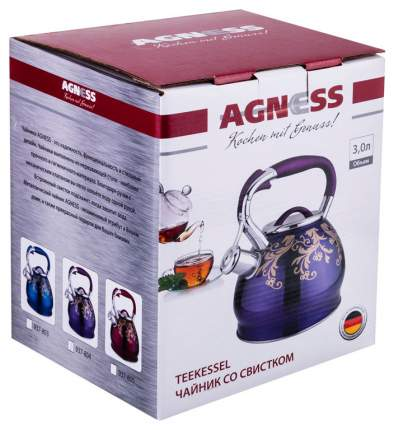 Чайник Agness 937-804