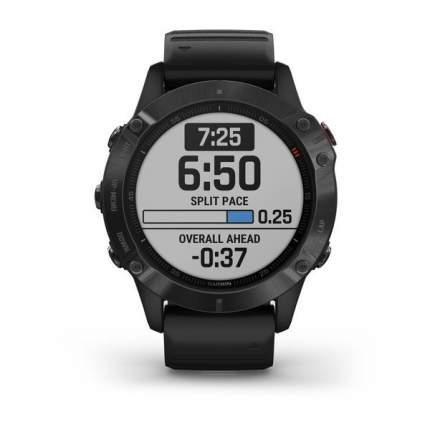 Спортивные умные часы Garmin 010-02158-02 Fenix 6 Pro Black/Black