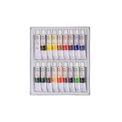 Масляные краски Vista-artista Studio VAMP-1218 18 цветов