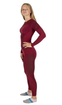 Женское термобелье KATRAN Альта (+ 20С до - 15С) красное (Размер: XL-XXL (52-56/170-186))