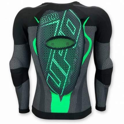 Защитная куртка NIDECKER Camo Undershirt With Protections черный, L/XL