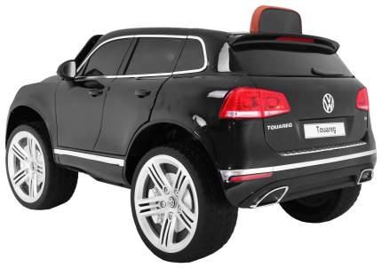 Электромобиль на р/у Volkswagen (на аккум.), черный DAKE