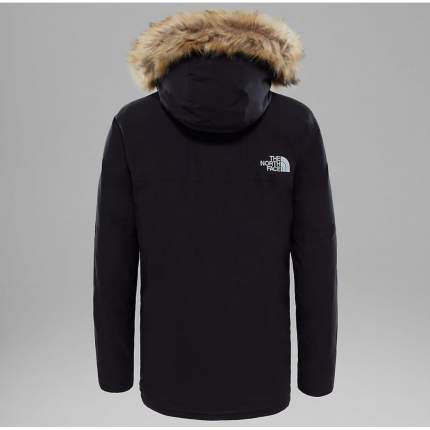 Куртка мужская The North Face Mountain Murdo GTX, tnf black, L INT