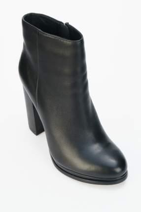 Ботинки женские Tervolina ALBINA3 черные 37 RU