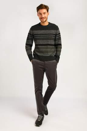 Джемпер мужской Finn Flare A19-21106 черный 3XL