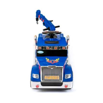 Детский электромобиль Barty ZPV100 (Z01), Синий
