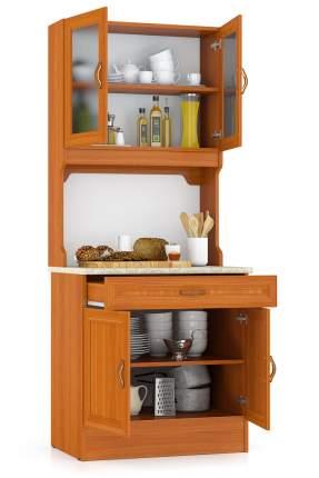 Кухонный буфет Мебельный Двор 800 вишня 80х60х200
