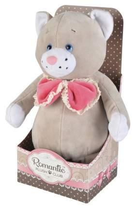 """Мягкая игрушка """"Романтичный котик с розовым бантиком"""", 25 см, арт. MT-GU092018-7-25"""