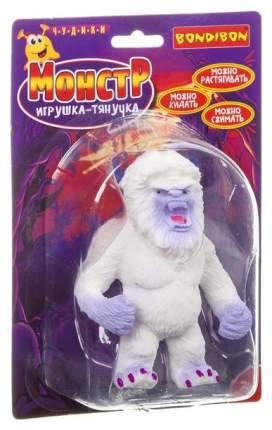 Чудики Bondibon Игрушка-Тянучка Монстр Снежный Человек