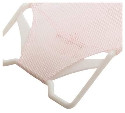 Горка для купания крошка я цвет розовый