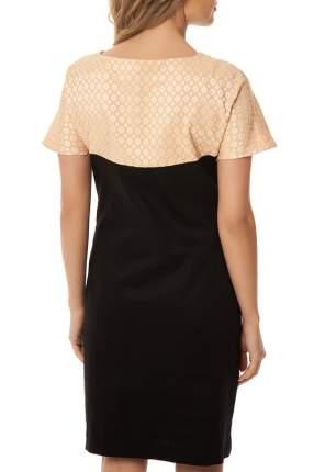 Платье женское Gloss 18309(01) черное 38 RU