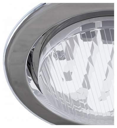 Встраиваемый светильник Maytoni Metal DL293-01-CH Хром