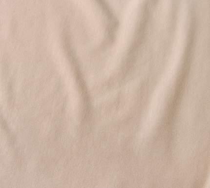Простыня трикотажная на резинке (латте) 160х200х20