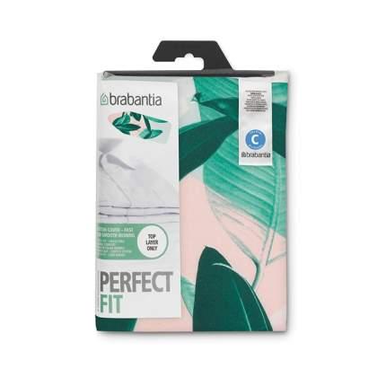 Brabantia Чехол PerfectFit 124х45 см (C), 2 мм поролона, Тропические листья
