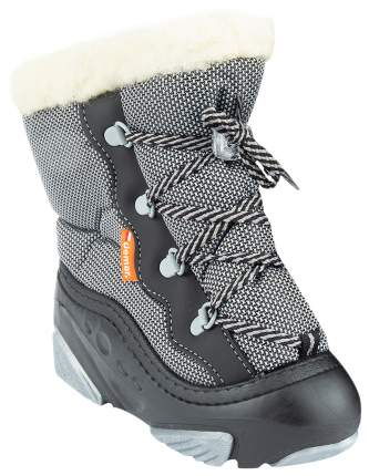 Детские сапоги Demar SNOW MAR 4017 D Серый р.20/21