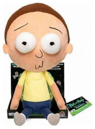 Мягкая игрушка персонажи Funko Morty with Tray