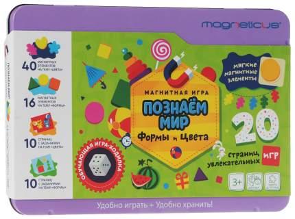 Настольная игра Magneticus Формы и цвета POL-008 в ассортименте