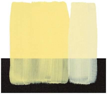 Акриловая краска Maimeri Acrilico M0924105 неаполитанский светло-желтый 200 мл