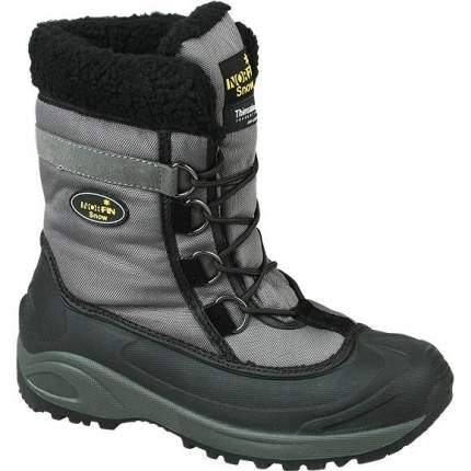 Ботинки для рыбалки Norfin Snow, gray, 42 RU