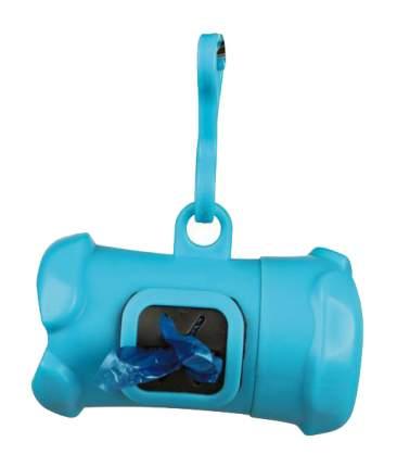 Контейнер для уборочных пакетов за собаками TRIXIE, с 15 пакетами, в ассортименте, 3 л