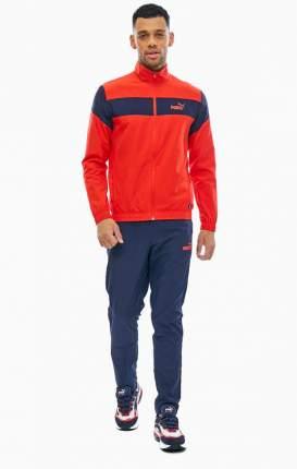 Спортивный костюм Puma 85409011, красный, L INT