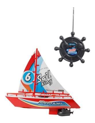 Яхта на р.у. с парусом, 25 см