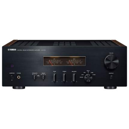 Интегральный усилитель Yamaha A-S1100 Black/Brown