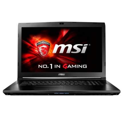 Игровой ноутбук MSI GL72 6QD-005RU (9S7-179675-005)