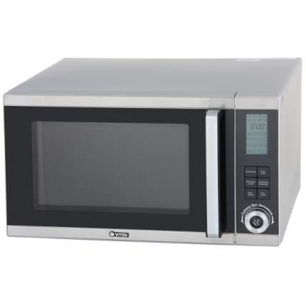 Микроволновая печь с грилем VITEK VT-1689 SR silver