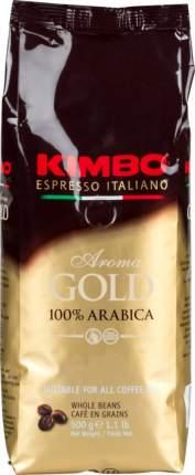 Кофе в зернах Kimbo espresso italiano aroma gold 500 г